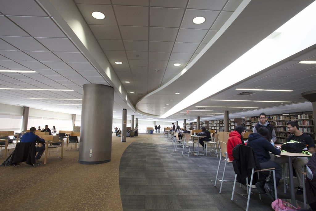 Invent Library reopens post extensive renovation