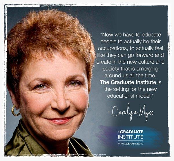 Carolyn Myss Quote