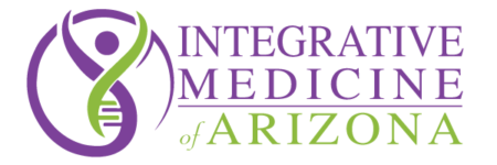 Integrative Medicine of Arizona Website Logo