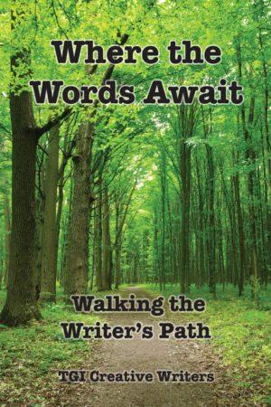 where the words await