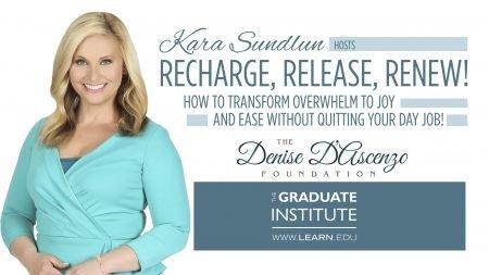 Recharge, Release, Renew