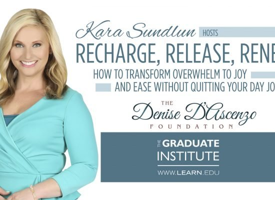 Transform your 'Daily Grind' into a 'Sacred Grind' with Kara & Doreen, the Holistic Nurse