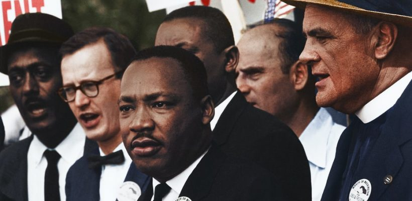 Cultivating 'Soul Force' in a fragmented world – Martin Luther King, Jr.