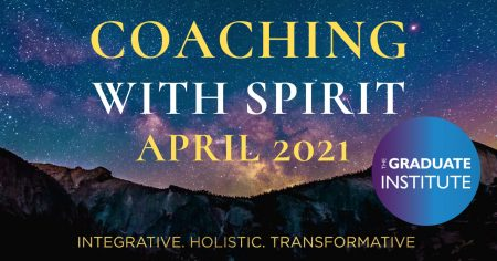 Coaching with Spirit April 2021