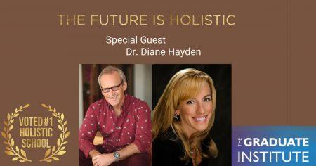 Dr. Diane Hayden with Bruce Cryer 1