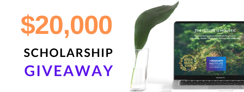 20,000 Scholarship Giveaway